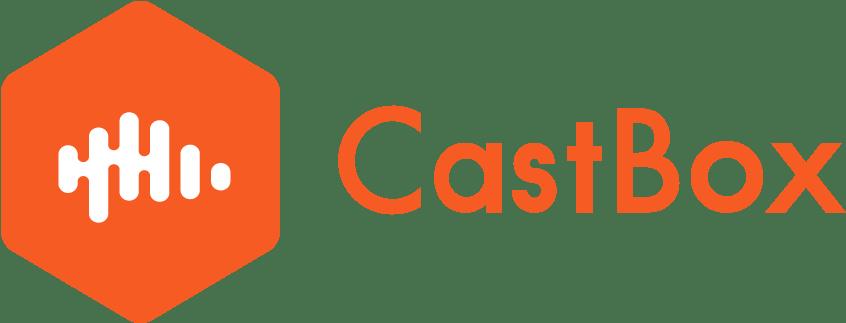 CastBox Logo Podcast Platform